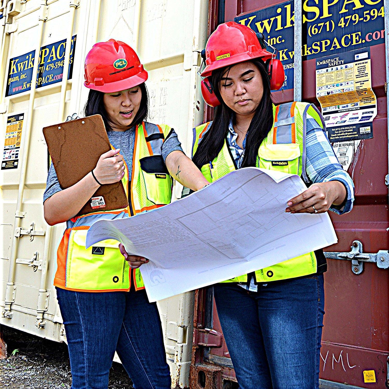 KwikSafety CLASSIC Safety Vest | Class 2 ANSI OSHA PPE | High Visibility Reflective Stripes, Heavy Duty Mesh with Pockets and Zipper | Hi-Vis Construction Work Hi-Vis Surveyor | Orange S/M by KwikSafety (Image #10)