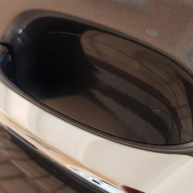 trasparente 150/µm Set di 6 pellicole di protezione per maniglie della porta e impugnatura