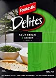 Fantastic Delites Sour Cream and Chives, 100g