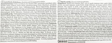 FARMINA N & D Gato Grain Free Adult Cordero y arándano Gr.300: Amazon.es: Productos para mascotas