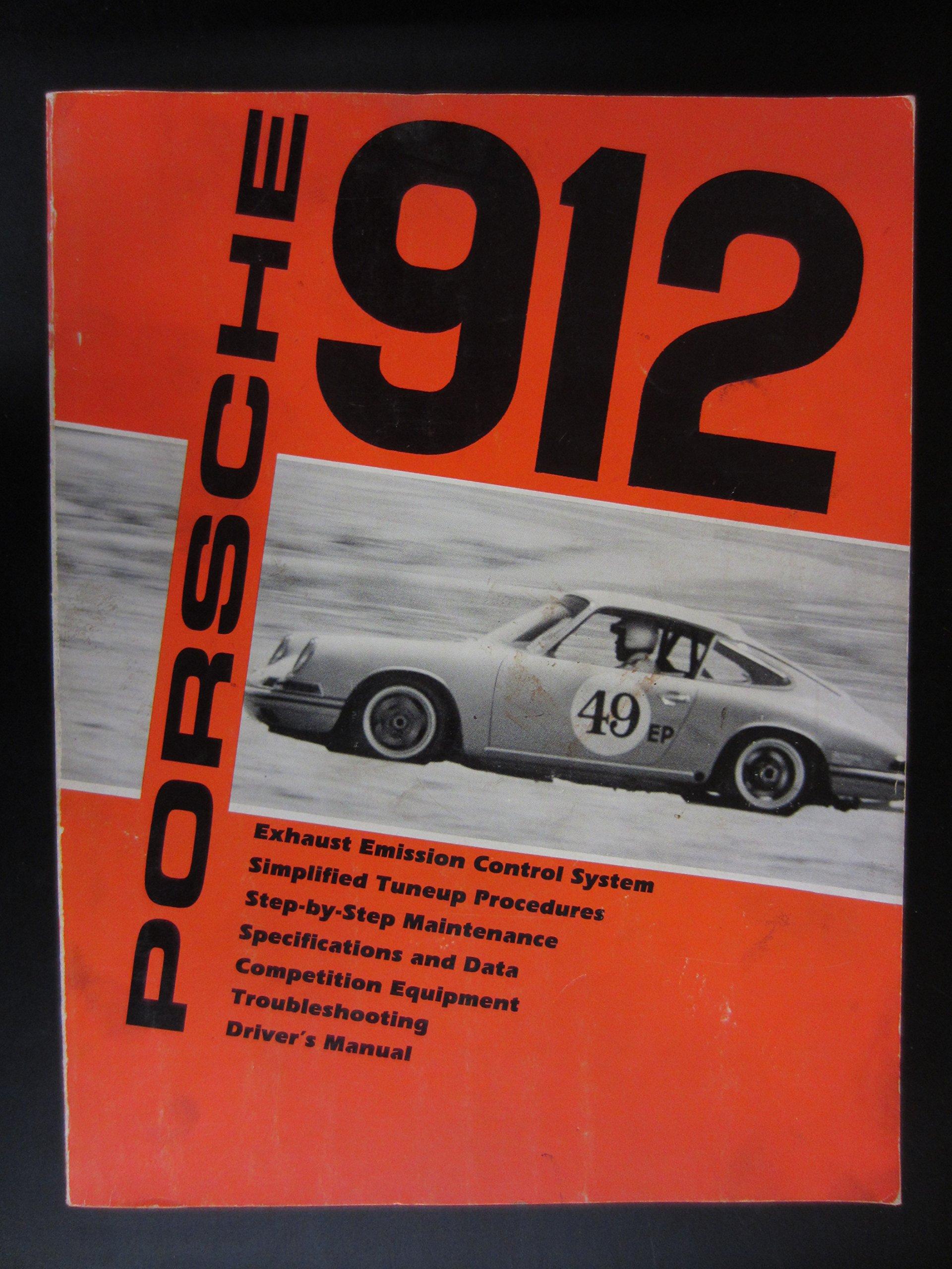 Porsche 912 Handbook Paperback – Unabridged, 1985