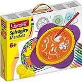 Quercetti 01680 - Gioco Spirogiro Mandala