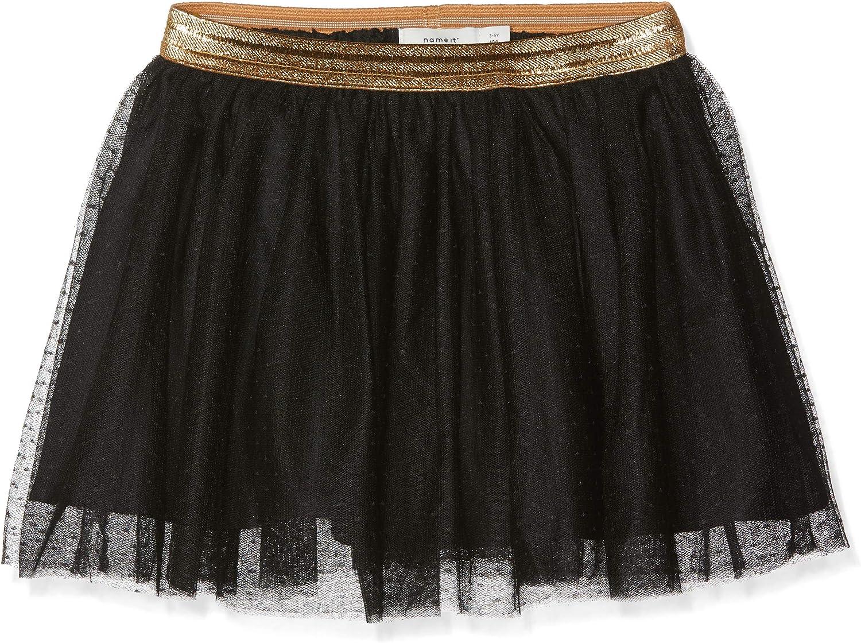 NAME IT Nkftullu Tulle Skirt Noos Falda para Niñas