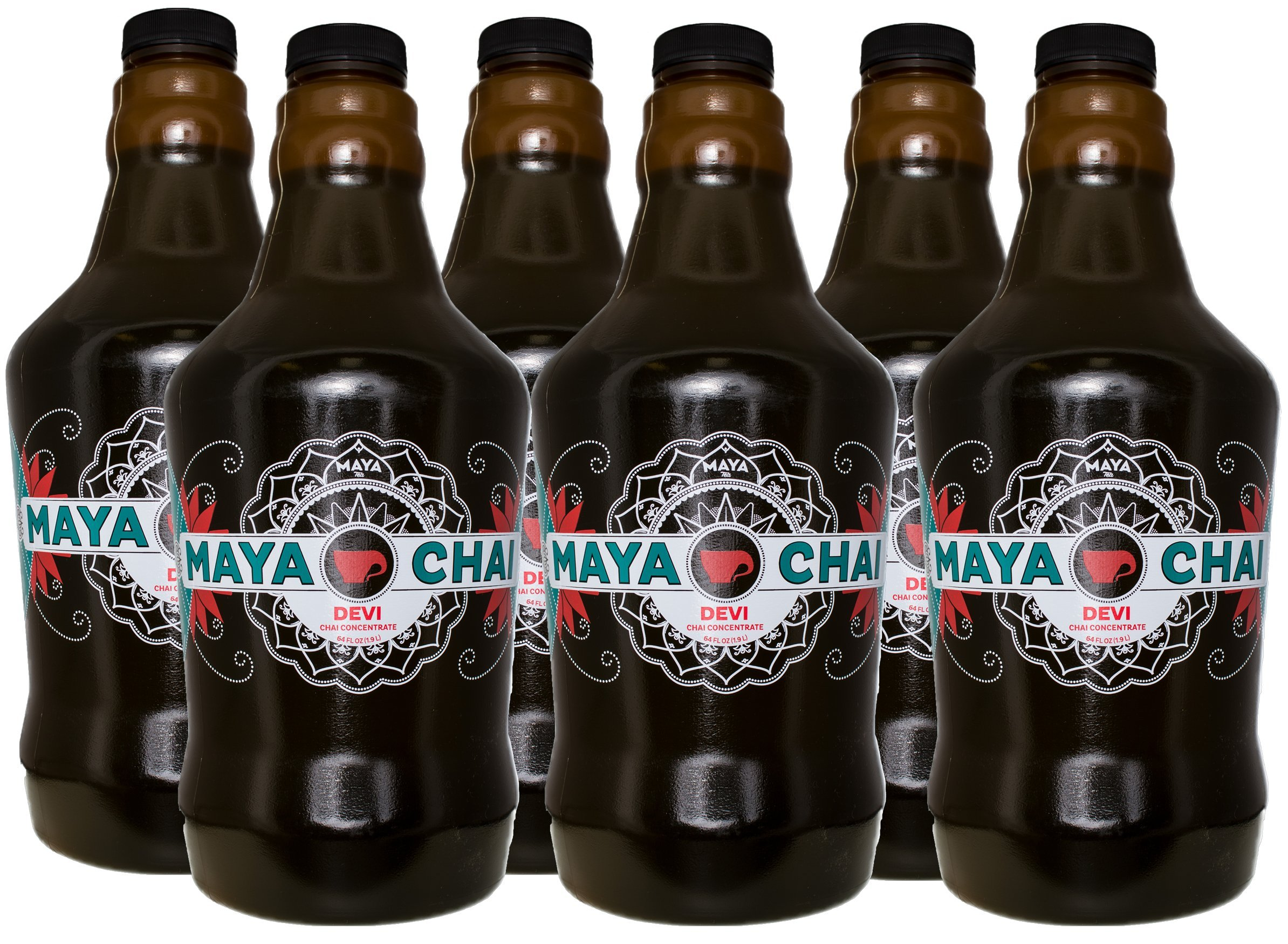 Maya Chai, Devi Tea Concentrate (Case of 6)