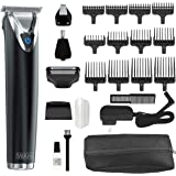 Wahl Clipper Stainless Steel Lithium Ion Plus...