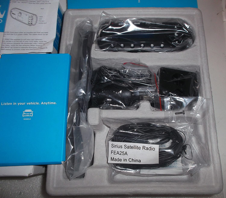 Mazda 3 Service Manual: Sirius Satellite Radio Antenna Feeder Inspection