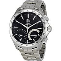 Tag Heuer Men's Link Calibre S Black Dial Dress Watch