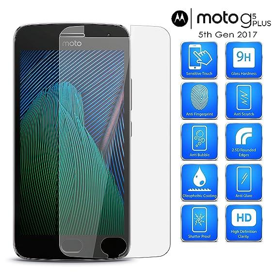Para Motorola Moto G5 Plus (2017) 5th Gen (5.2