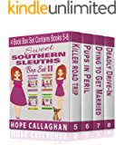 Sweet Southern Sleuths Cozy Mysteries Short Stories: Box Set II: (Books 5-8)