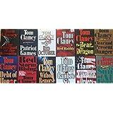 Tom Clancy Jack Ryan Hardcover 11 Novel Set