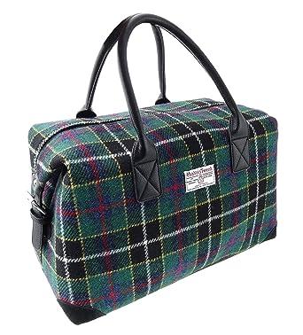 ffc6a4afbad3 Genuine 100% Harris Tweed Unisex Esk Holdall Bag LB1006 New (COL 20 ...
