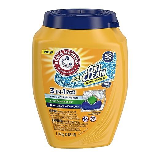 说说美国的洗衣粉和污渍的处理方法及最新打折信息