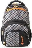 Lampart 28 Ltrs Brown Casual Backpack (Lampart Iris Brown Texture)