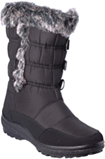 35f8d922116 wolfsburg4 Womens Winter Boots Mid-Cap Fur Lining Cold-Weather Shoes