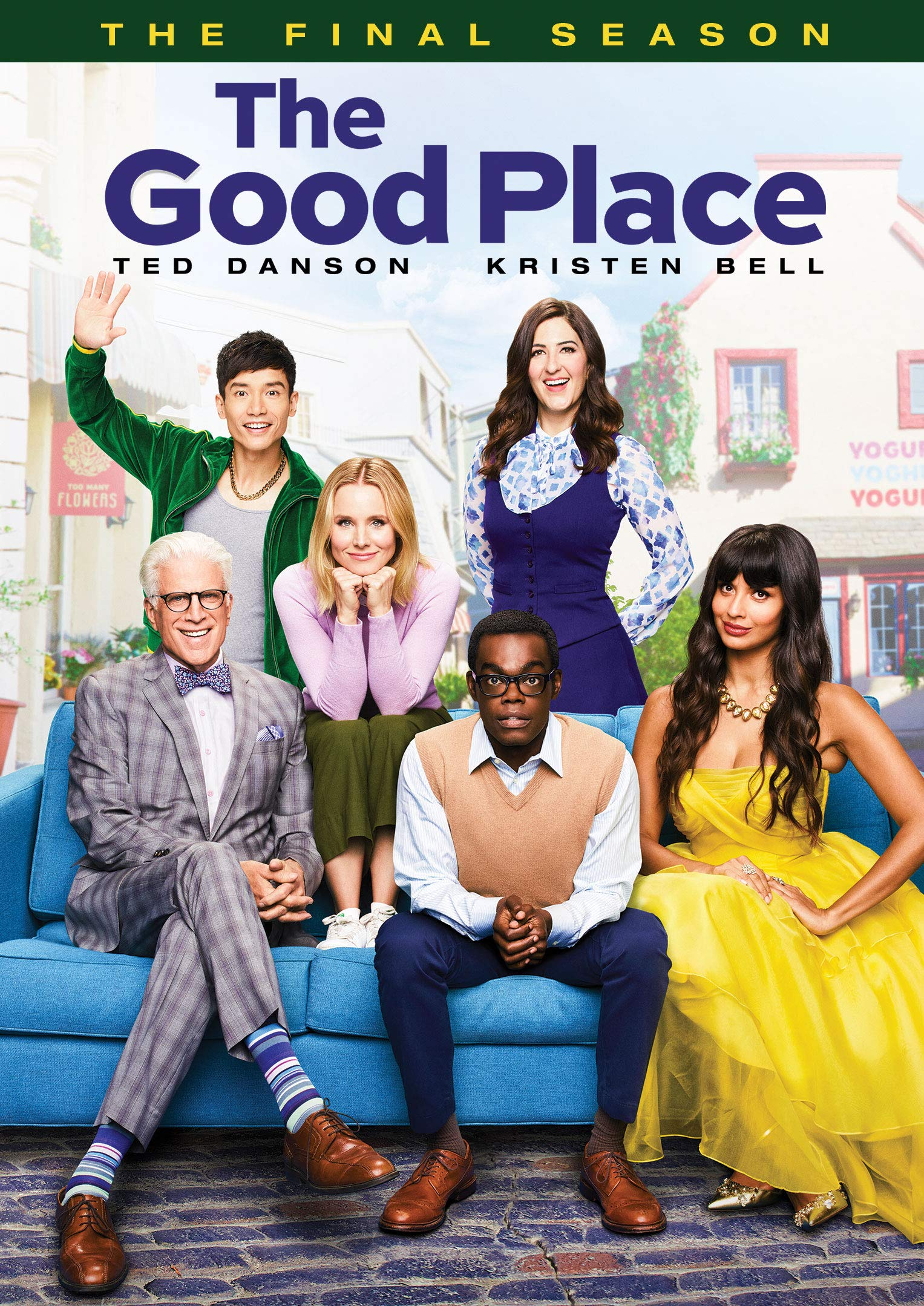 Book Cover: The Good Place: The Final Season