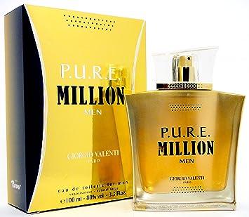 Amazoncom Pure Pure Million By Giorgio Valenti 33 34 Oz