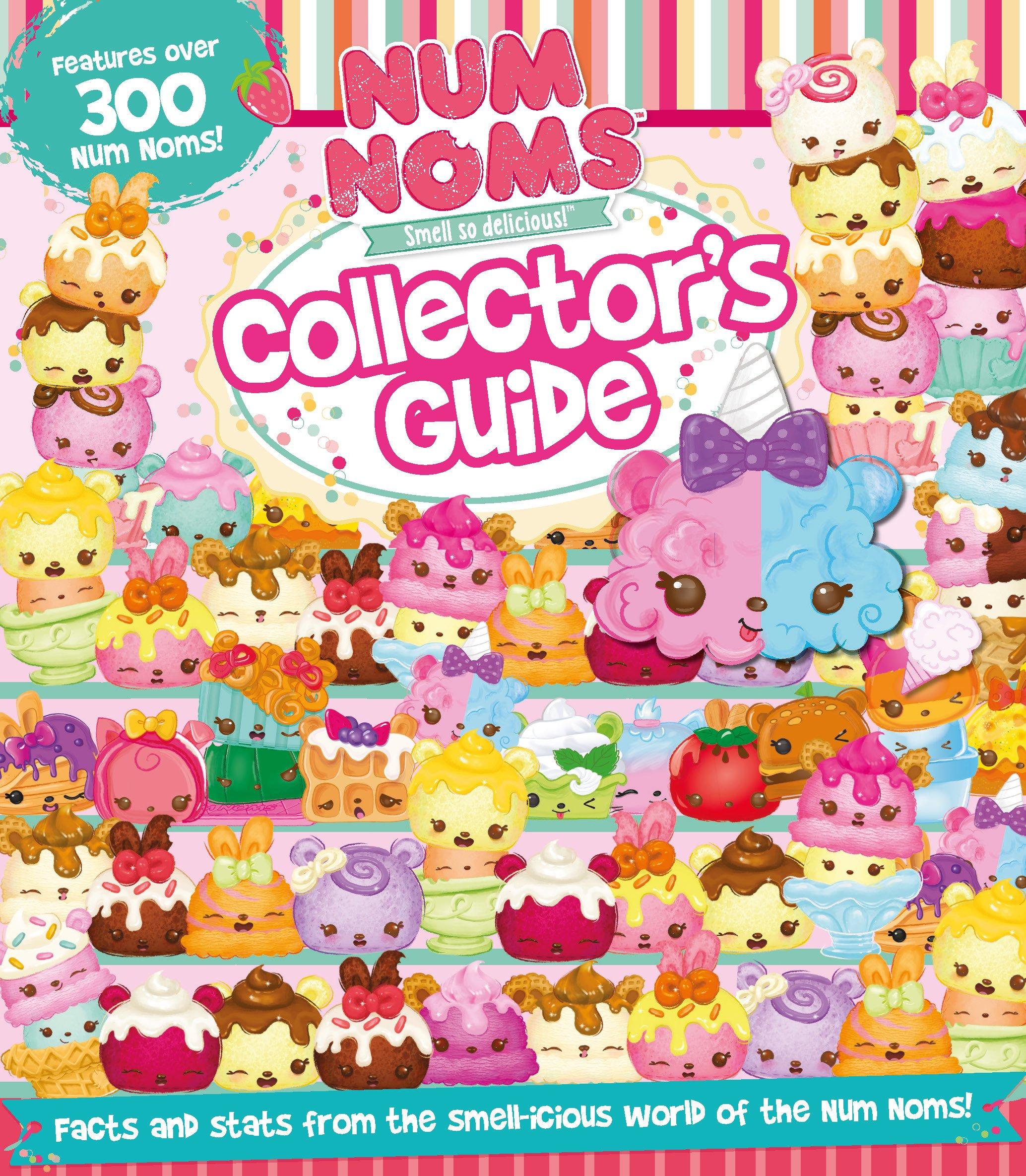 Num Noms Collectors Guide: Amazon.es: Parragon Books Ltd: Libros en idiomas extranjeros