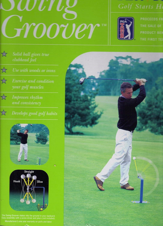 新しいin ObゴルフスイングGrooverモデル18202   B005RHAD80