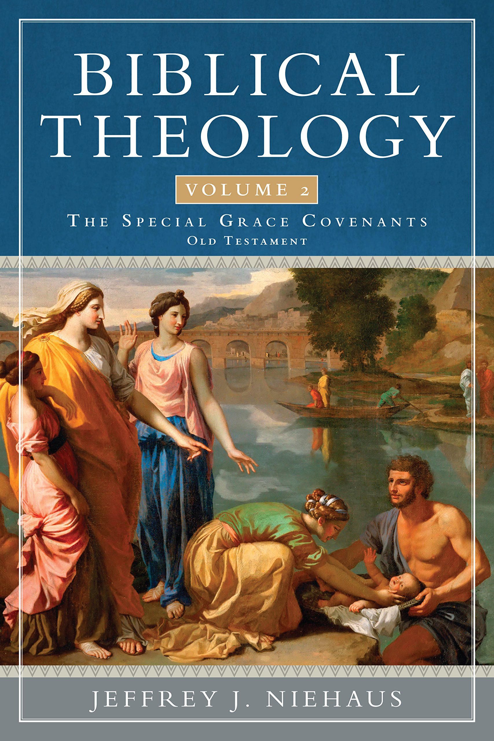 Download Biblical Theology, Volume 2: Special Grace Covenants (Old Testament) pdf epub