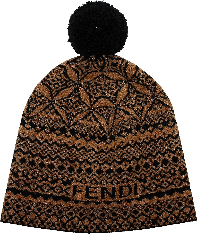 Cappelli Fendi Unisex - Lana (FXQ538A112F0QB8): Amazon.it: Abbigliamento