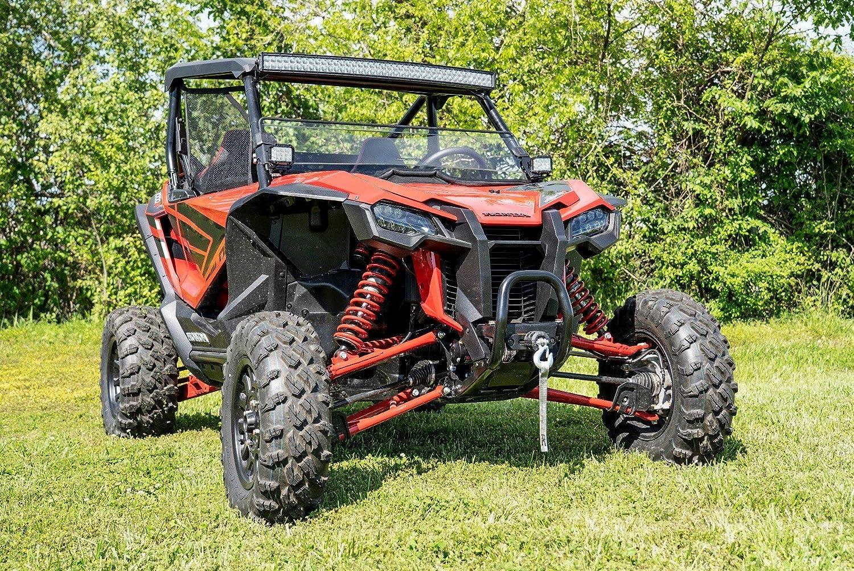 92029 Rough Country UTV Winch Mounting Plate for 2020 Honda Talon