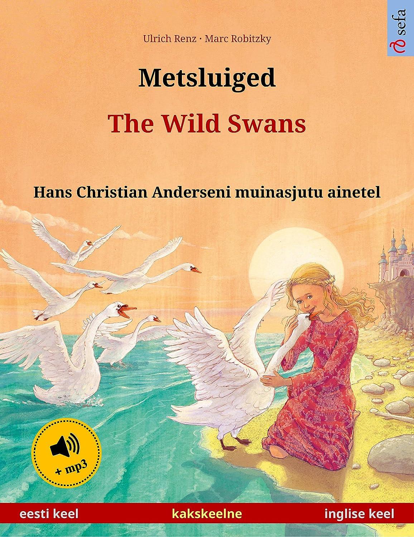 1048b14666d Amazon.com: Metsluiged – The Wild Swans (eesti keel – inglise keel ...