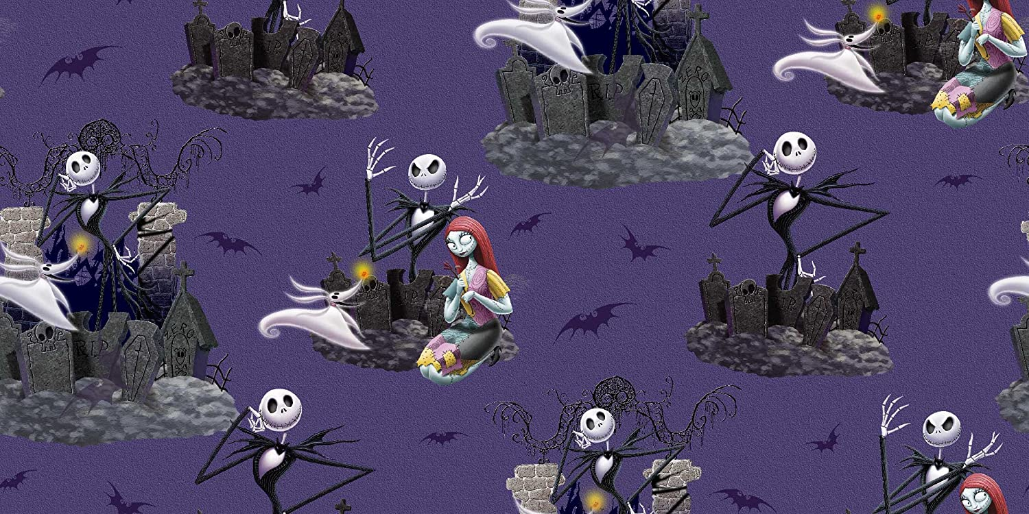 Amazon.com: Springs Creative Products Group Disney Nightmare Before ...