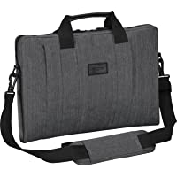 Targus CitySmart Slipcase Sleeve with Strap for 16-Inch Laptop, Gray (TSS59404US)
