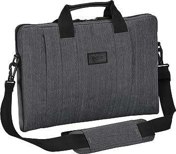 b0bf452a27 Targus Citysmart Slipcase sacoche avec bandoulière pour ordinateur portable  16-Inch gris