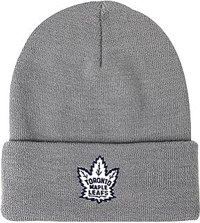 Sporting Goods Mitchell & Ness LA Kings Static Team Stripe Beanie Hat Grey