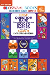 Oswaal CBSE Question Bank Chapterwise & Topicwise Solved Papers Class 12, Entrepreneurship (For 2021 Exam) Kindle Edition
