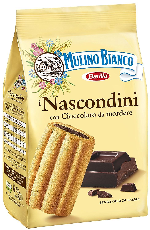 Juego de 3 galletas de Mulino Bianco Nascondini de 330 g ...
