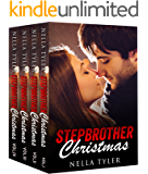 Stepbrother Christmas Complete Series Box Set (A Holiday Romance Love Story)