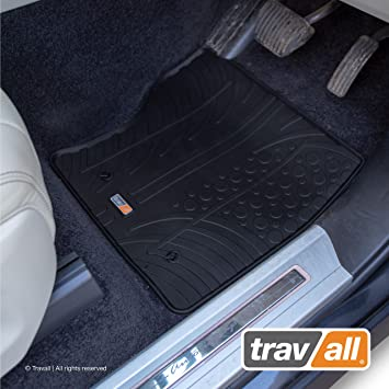 Travall Mats Trm1120r Vehicle Specific Rubber Floor Car Mats