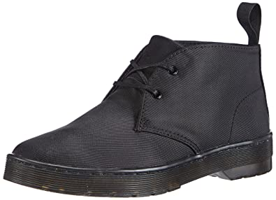 Dr. Martens Women's Black Daytona Desert Boot Print 4 F(M) UK