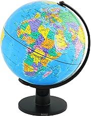 Exerz XL 30CM Educational Swivel Globe - Diameter 30cm