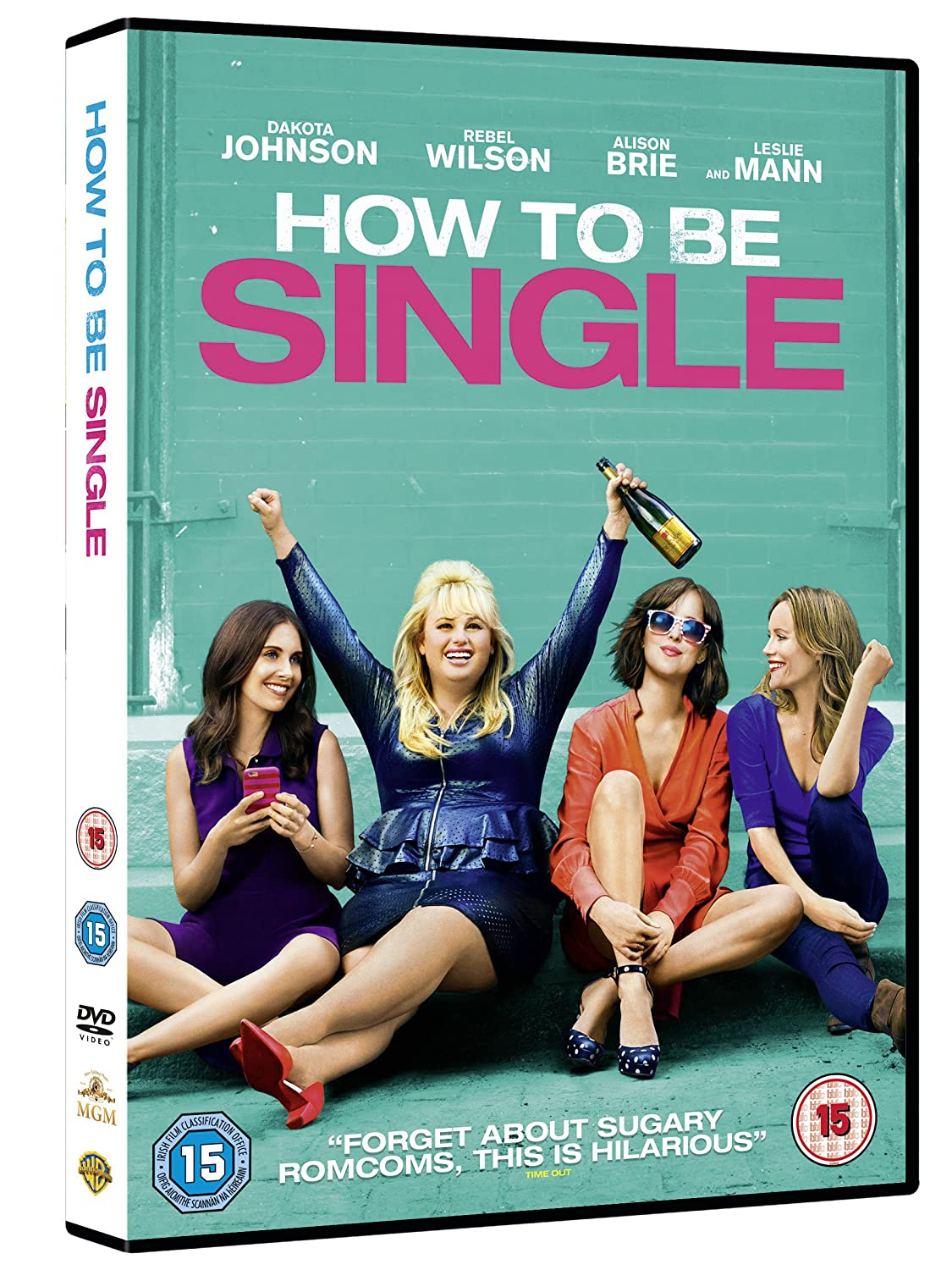 How To Be Single [dvd] [2016]: Amazon: Dakota Johnson, Rebel Wilson,  Leslie Mann, Damon Wayans Jr, Christian Ditter, Drew Barrymore, Dana Fox,