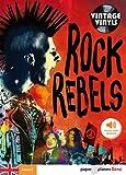 Rock Rebels - Livre + mp3