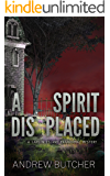 A Spirit Displaced (Lansin Island Paranormal Mysteries Book 3)