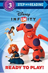 Ready to Play! (Disney Infinity) (Step into Reading) Paperback