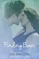 Finding Evan (Butterfly Days Book 2) Kindle Edition