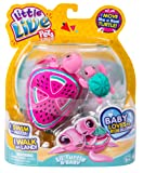 "Little Live Pets 28322 ""Melon Drops The Fruity and Baby"" Turtle Toy"
