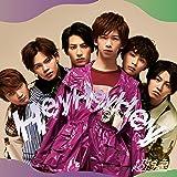 【Amazon.co.jp限定】Hey Hey Hey(RYOGAセンター盤)(CD)(トレカ Amazon Ver.~集合絵柄1種)