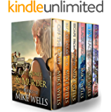Lust, Money & Murder Super Boxed Set II (6 Books): The African Trilogy & The Greek Trilogy
