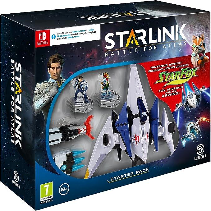 Starlink Starter Pack [AT PEGI] - Nintendo Switch [Importación alemana]: Amazon.es: Videojuegos
