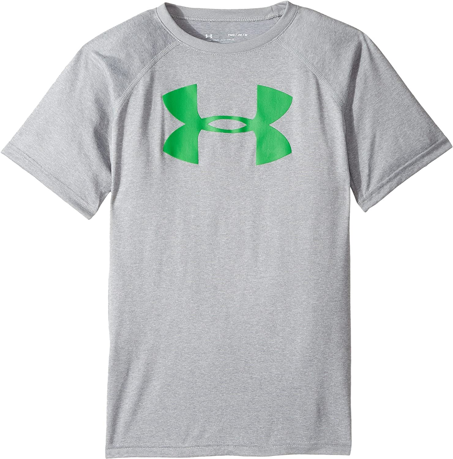 Under Armour UA Tech Big Logo SS Maglietta A Maniche Corte Bambino