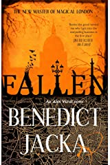 Fallen: An Alex Verus Novel from the New Master of Magical London Kindle Edition