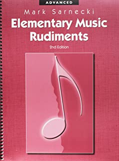 Tsr01 elementary music rudiments 2nd edition basic mark tsr03 elementary music rudiments 2nd edition advanced fandeluxe Image collections
