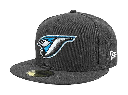 online retailer 58315 6d655 ... clearance new era 59fifty hat mlb toronto blue jays cooperstown gray  graph team cap 7 1a1f3