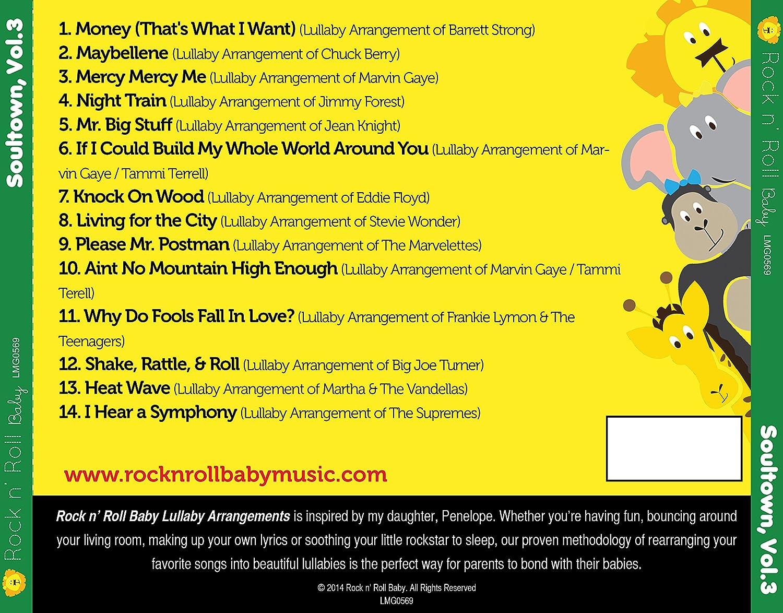 Vol Rock N Roll Baby Music Toy Soultown 3